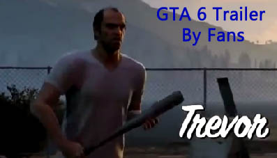 GTA 6 Trailer Designed By Fans