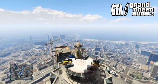 GTA 6 Feature