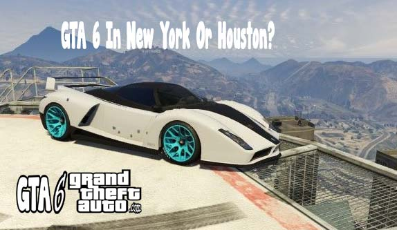 GTA 6 Rumors Take Place In New York City Or Houston