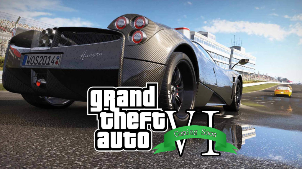 GTA 6 Coming Soon Image Fan-Made